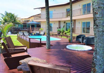 piscina e jacuzzis