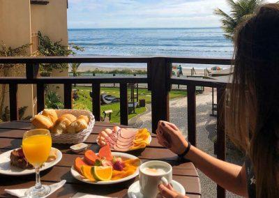 café da manhã Morada do Mar