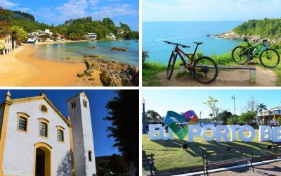Passeios para fazer em Porto Belo – SC